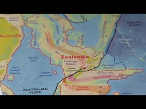 Discovery of 8th continent under debate among scientists