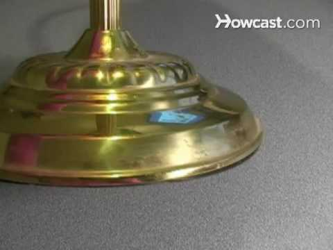 How to Polish Brass - YouTube