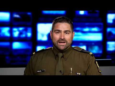 Menaces au Cégep de Baie Comeau  un suspect arrêté   reportage
