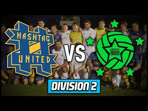 HASHTAG UNITED vs STAR SIXES (feat. Robert Pires, Emile Heskey, Gaizka Mendieta & Dominic Matteo!)