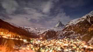 30 Epic Timelapses of The Matterhorn in 4K | The Horn