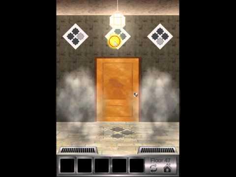 100 Floors 2 Escape Level 47 Youtube
