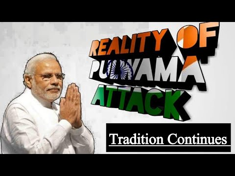 Reality of #PulwamaAttack. CDC[Team Master] …