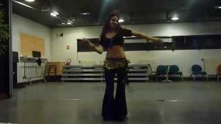 Missy Elliott Get ur Freak on Remix - Cora - Tribal fusion bellydance