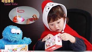 라임이의 킨더조이 헬로키티와 뽀로로 핫휠 장난감 놀이 Kinder Joy Surprise Eggs Play Hello Kitty & Hotwheels Toys Игрушки