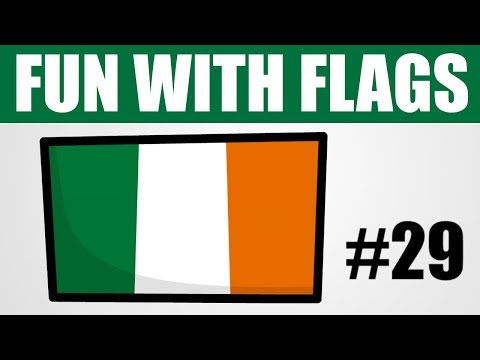 Fun With Flags #29 - Ireland