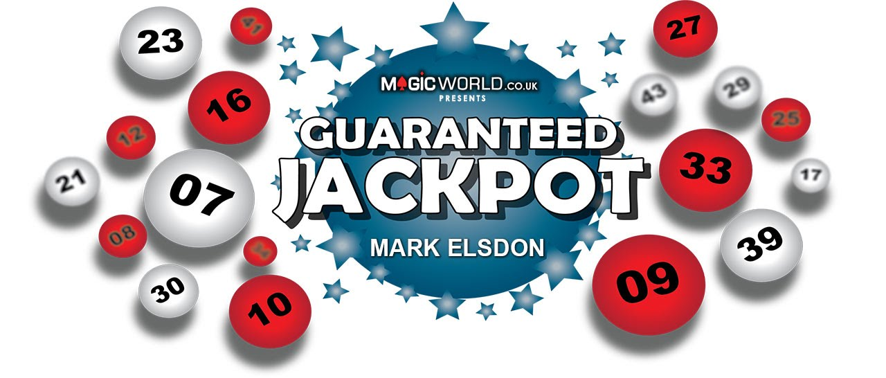 Image result for Guaranteed Jackpot by Mark Elsdon