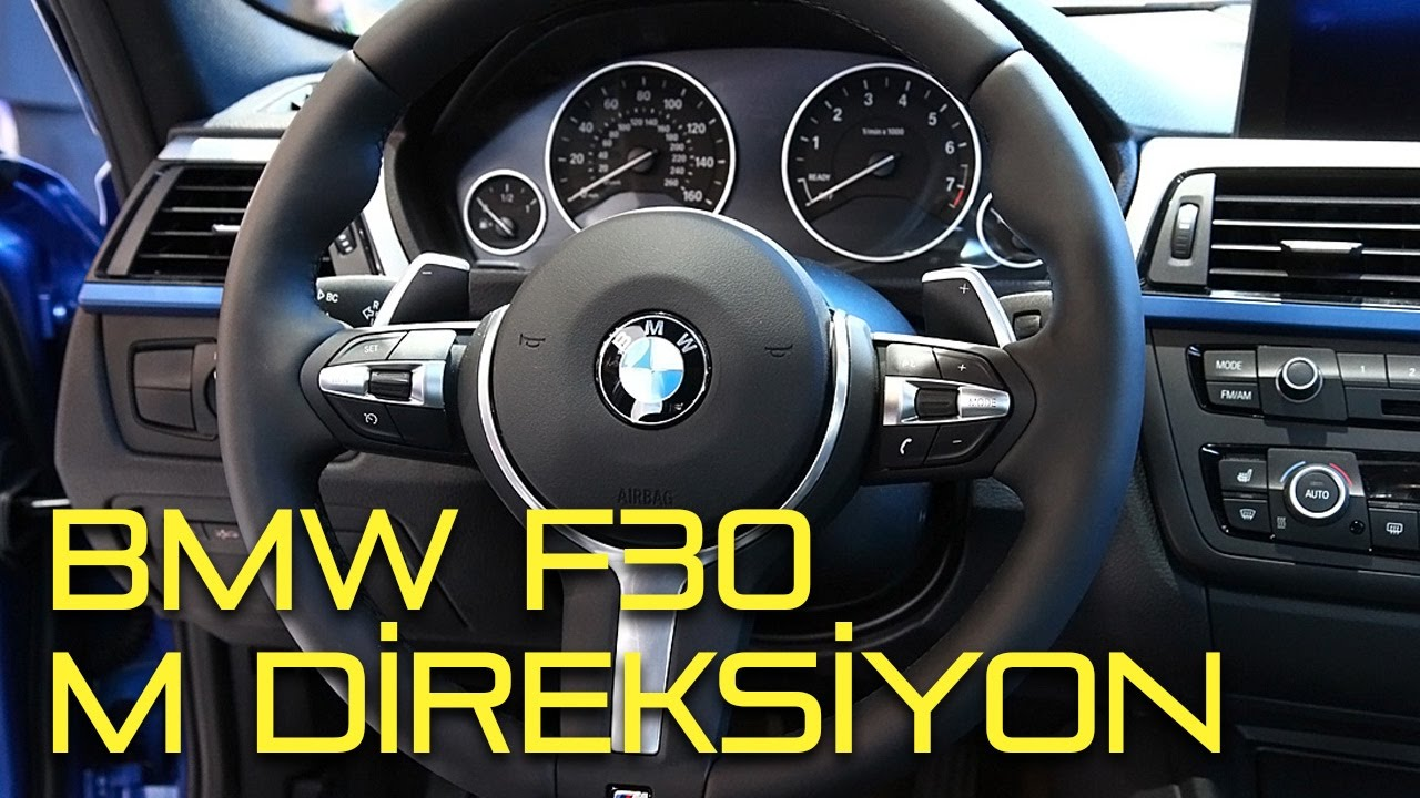 bmw f30 m d reks yon montaj uygulamasi youtube. Black Bedroom Furniture Sets. Home Design Ideas