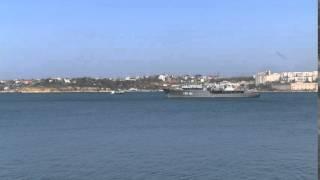 Военный корабль Россия free video