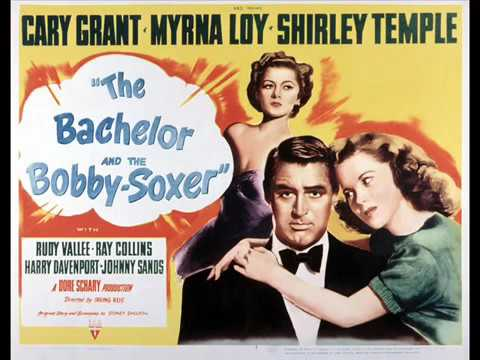 LUX RADIO THEATER: THE BACHELOR AND THE BOBBY SOXER - CARY GRANT
