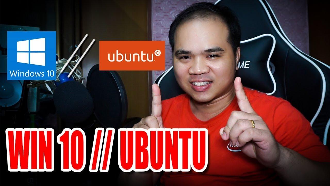 Cách dễ nhất để trải nghiệm Ubuntu mà không cần cài lại Win