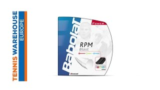 Babolat RPM Blast String Review