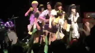 2014.06.06.Fri. いいにおいのするはじめてのレコ発 @渋谷WWW.