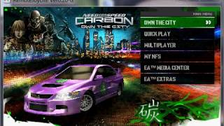 Обзор Need for Speed Carbon Own the City PSP