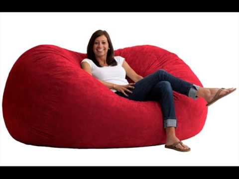 Comfortable Bean Bag Chairs Lounge Collection