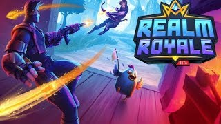 522nd LIVE! DON'T HAVE MY FORTNITE FUNCTION! Realm Royale, New