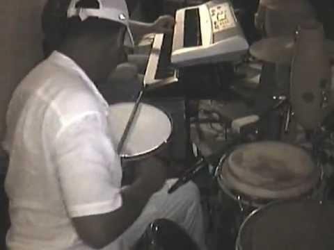 Capitán Percusionista Cubano.