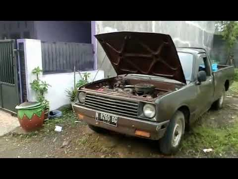 Chevrolet Luv 1982 Youtube