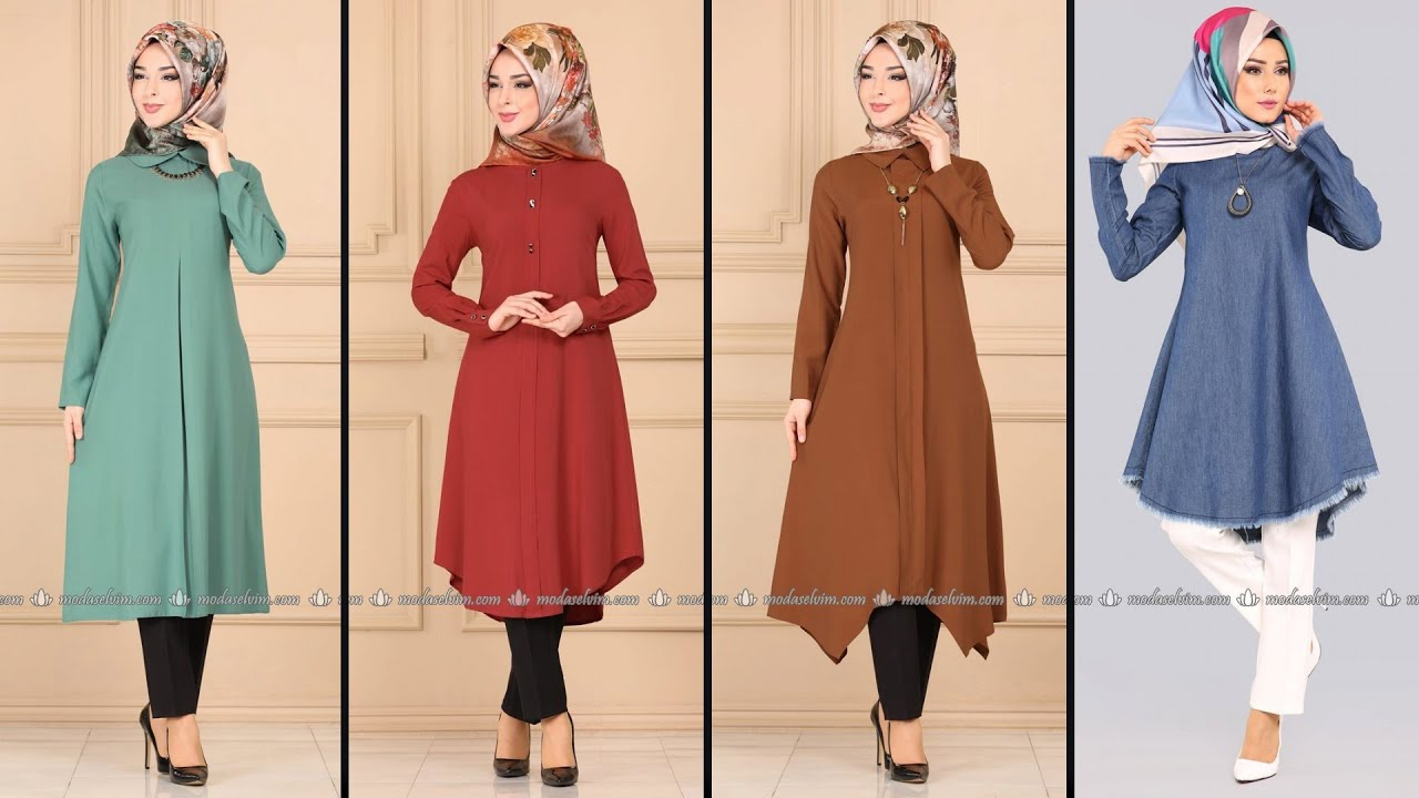 [2020] Modaselvim Tunik Modelleri 15 | The Most Fashionable Tunic Models