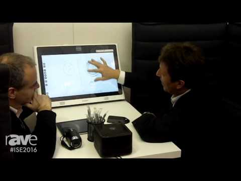 ISE 2016: Ricoh Showcases Huddle Space Meeting Room Concept
