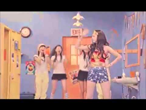 Wonder Girls - Tell Me (english).wmv