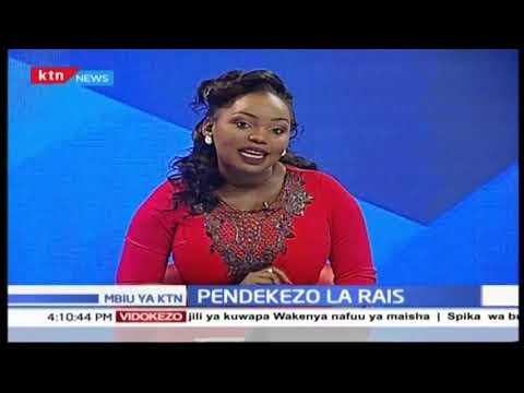 Rais Uhuru Kenyatta apendekeza bunge kupunguza ushuru kwa bidhaa za mafuta