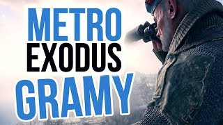 Nowy gameplay z METRO: Exodus - otwarty świat post-apo