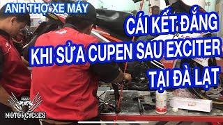 video 156 nhn vin yamaha lt vt ln vi cupen sau exciter ti sao motorcycles tv