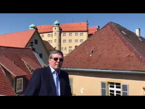 Ostergrüße von Schloss