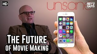 Steven Soderbergh on using an iPhone to shoot Unsane & the Future of Movie Making