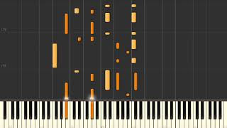 I Get a Kick Out of You - Jazz piano solo tutorial