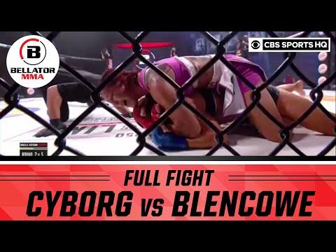 Cris Cyborg Justino vs. Arlene Blencowe – Full fight