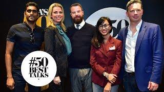 #50BestTalks at Asia