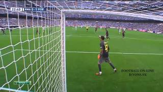real madrid vs barcelona 3 1 all goals highlights el clasico 2014 hd