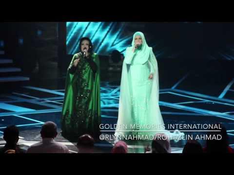 Rindu - Dato' Siti Nurhaliza & Hetty Koes Endang [LIVE GOMES]