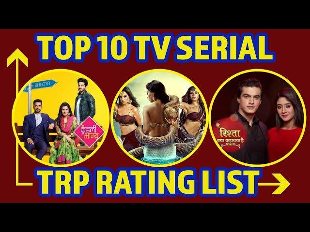 Top 10 Serial TRP Rating List: Naagin 3, Kundali Bhagya, Dance Deewane, Kumkum Bhagya, YRKKH