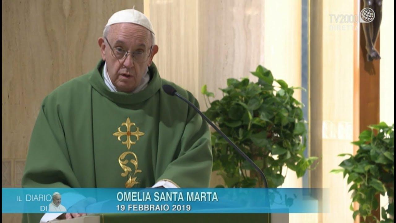 Omelia del 2 Gennaio 2019: Vangelo e ... - Messa del Papa