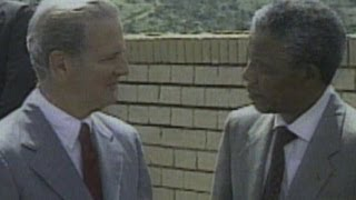 "James Baker: Mandela was a ""man of endearing and enduring dignity"""