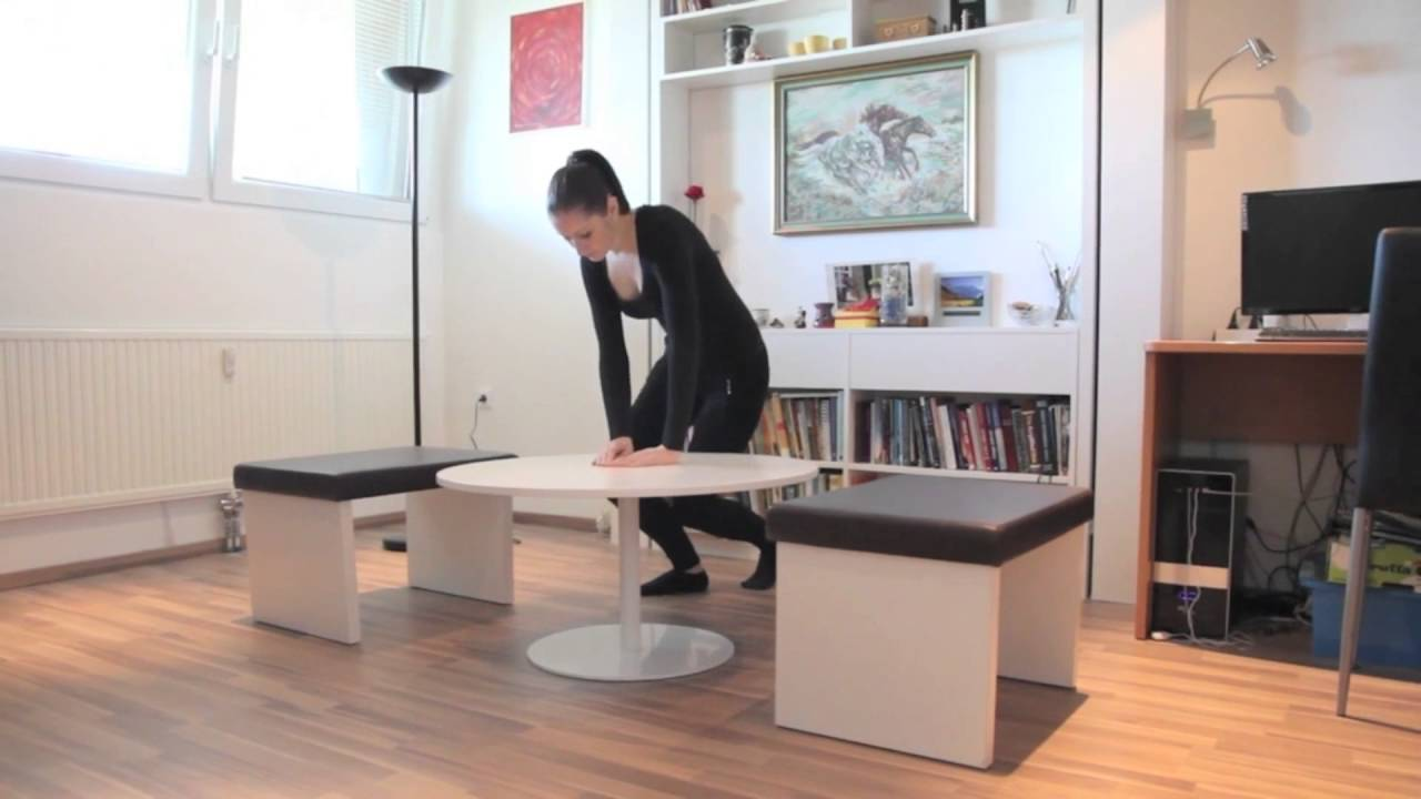 "up"" ceiling bedmilano smart living - youtube"