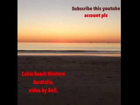 Natural Beach Australia, Cable Beach