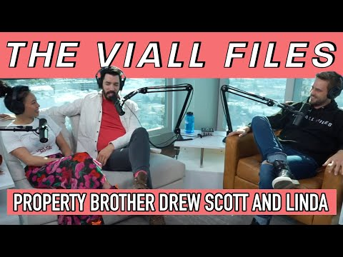 Viall Files Episode 99: Property Brother Drew Scott And Linda Phan On Love And Work