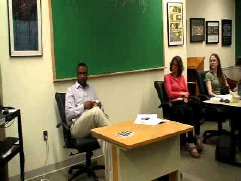 """""""Prostheses and Redefining Disabled"""" discussion at UMBC"""