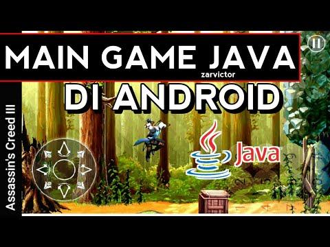 Cara Game Java Android