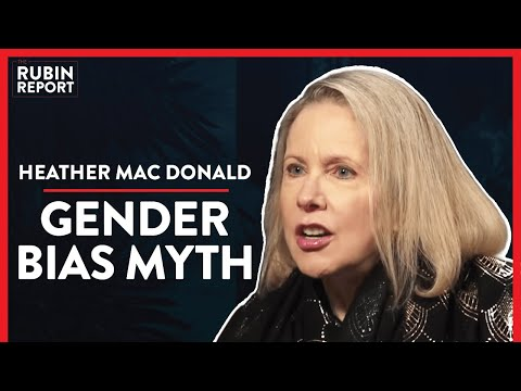 Debunking The Gender Bias Myth With Facts (Pt. 3)   Heather Mac Donald   POLITICS   Rubin Report