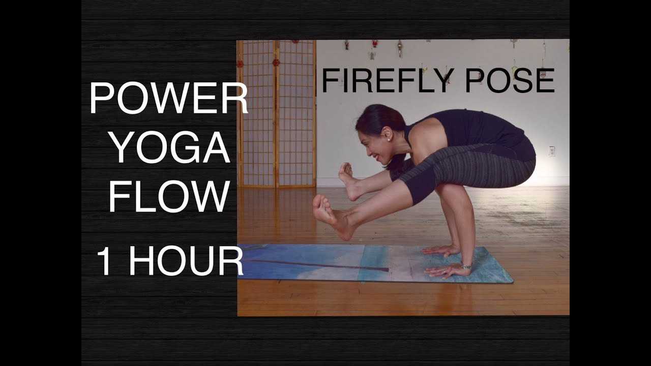 Strong Power Vinyasa Flow Yoga For Intermediate And Advanced