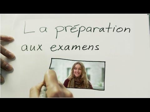 Méthodes d'études – Préparation aux examens