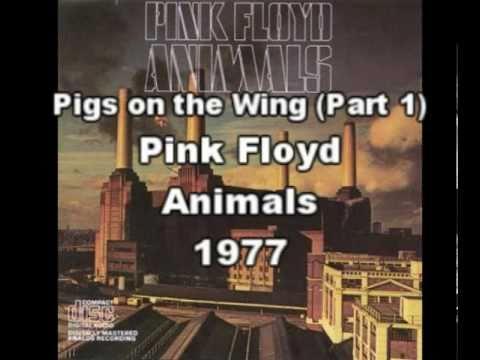 Pink Floyd - Pigs on the Wing (Part 1) (Spanish Subtitles - Subtítulos en Español)