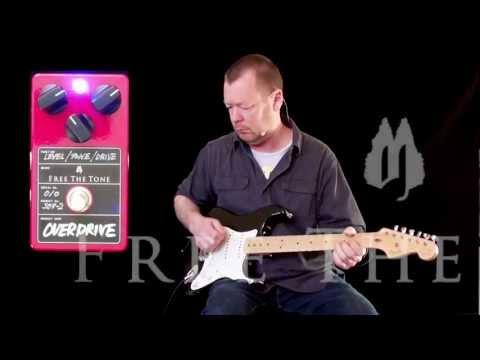 Free The Tone: SOV-2 Overdrive (Strat And Les Paul To HIWATT SA212)