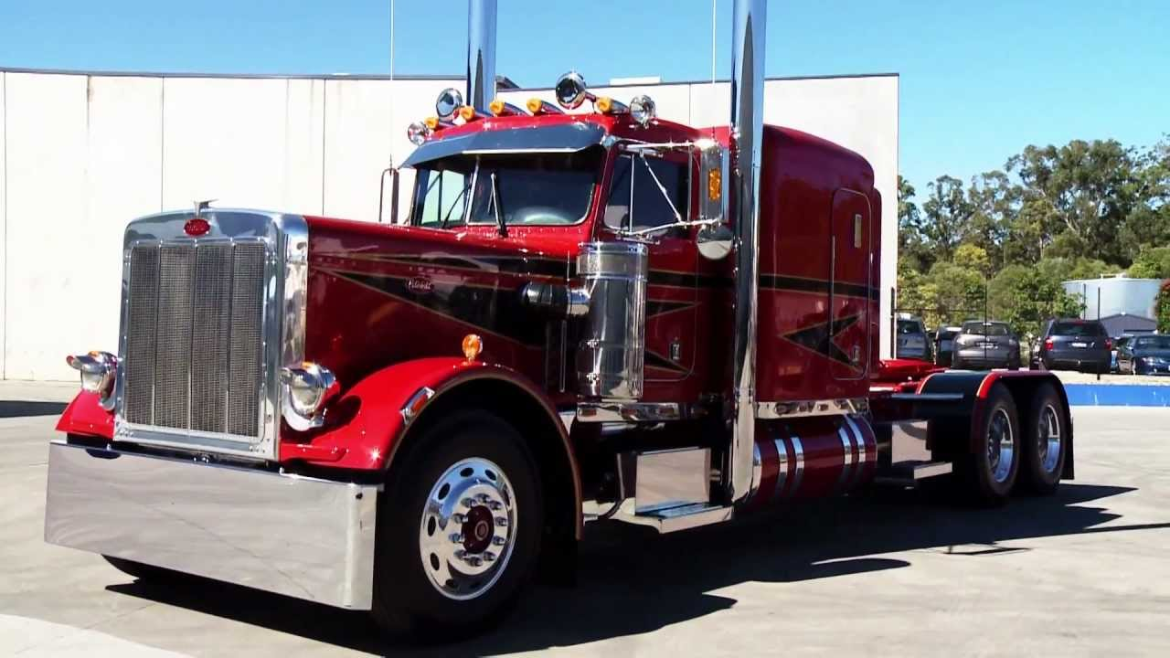 """The Majestic"" Peterbilt - YouTube"