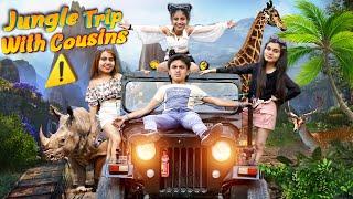 Jungle Trip With Cousins || Aditi Sharma